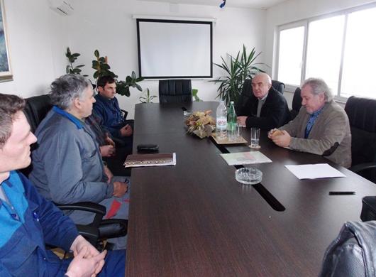 Gramip-sastanak sa povjerenicima