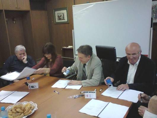 Potpis na prvi KU za RIZ-Odašiljaće