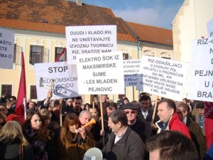 Radnici RIZ-a od premijera Zorana Milanovića zatražili da im omogući otkup dionica po povoljnijim uvjetima