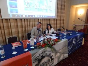 DSCN0342-predsjednik radnog predsjedništva zuzima mjesto