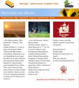 Baranja_na_dlanu -dvodnevni izlet