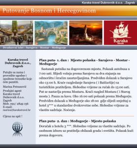 Bosna_i_Hercegovina- dvodnevni izlet