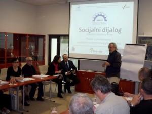 Promjene socijalnog dijaloga na teritorijalnoj lokalnoj razini i na razini kompanija-pravila sindikata