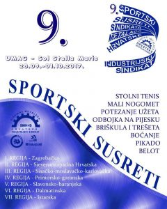 9. sportski susreti SMH-IS