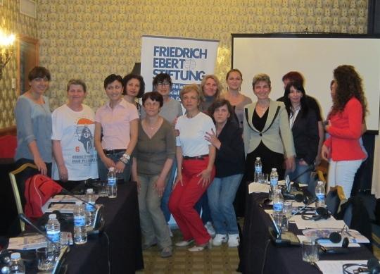 2013-Sekcija žena -Sofija