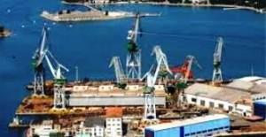 Pogled na Brodotrogir
