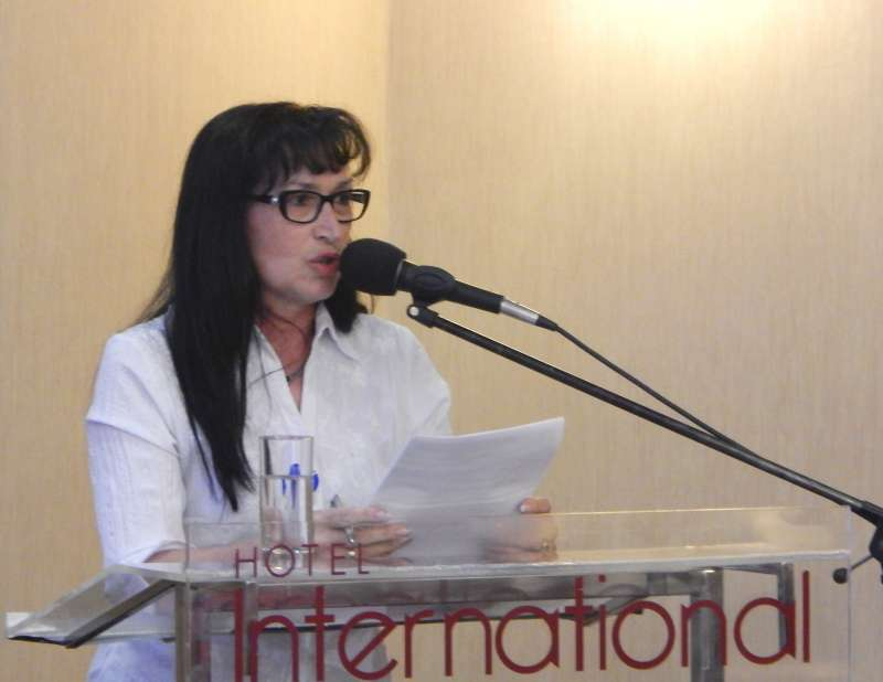 DSCN0472-rasprava o Izvještaju-Klara Galzina