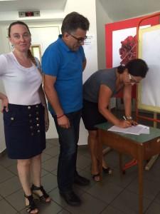 potpisi i u domu sindikata
