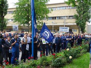 SMH-IS poziva na prosvjed protiv privatizacije Končar-Elaktroindustrija d.d.